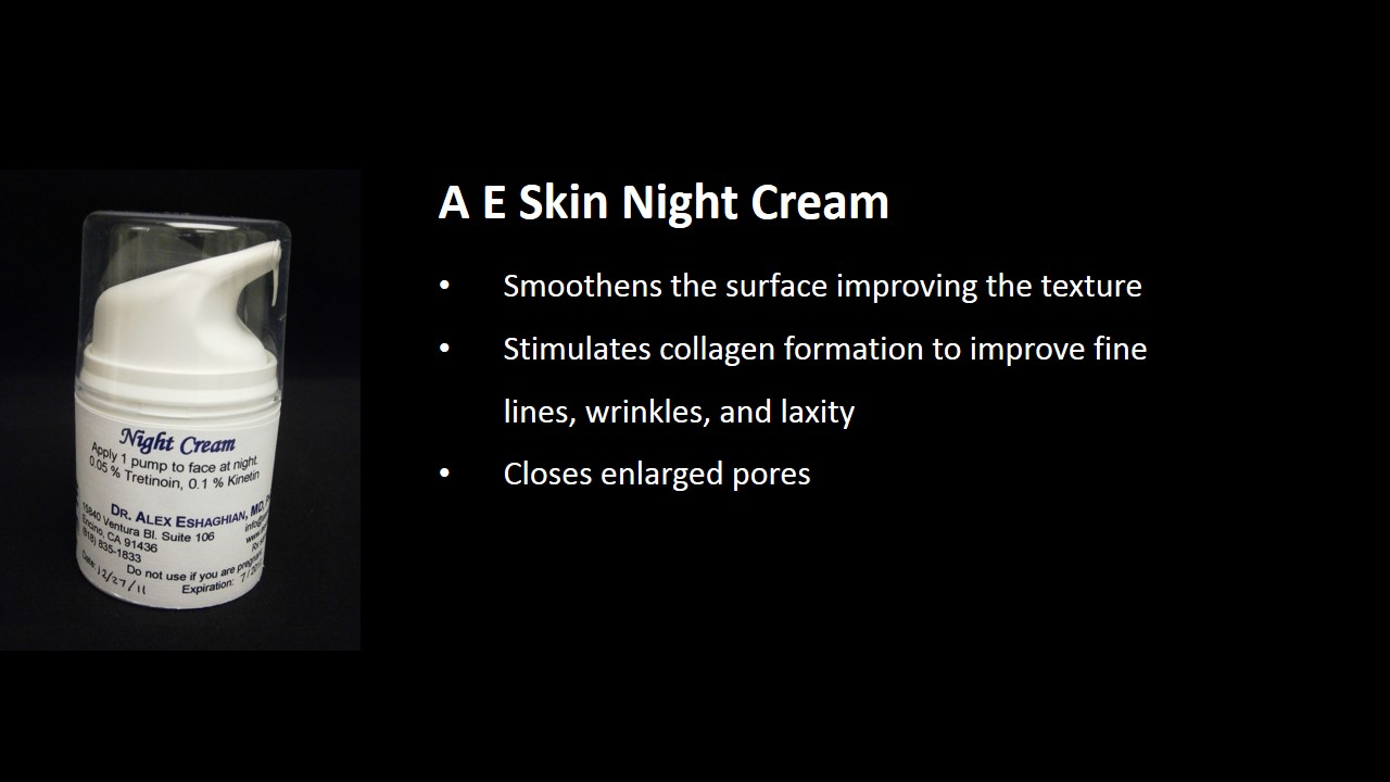 A E Skin Night Cream